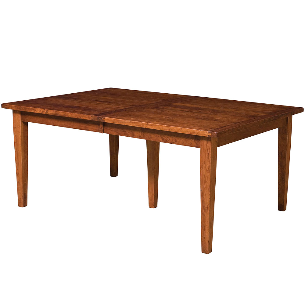 Jacoby Amish Dining Table Room Furniture Cabinfield Fine