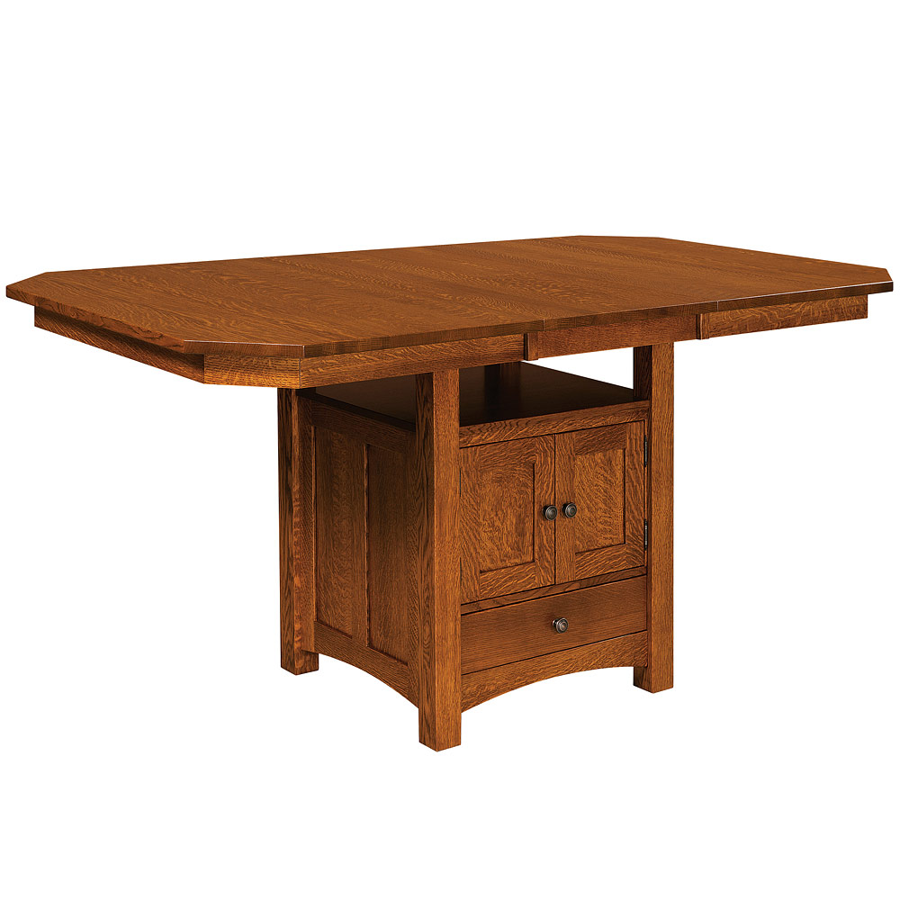 Bassett Cabinet Dining Table Amish Dining Tables  : 599529d82c81c from www.cabinfield.com size 1000 x 1000 jpeg 127kB