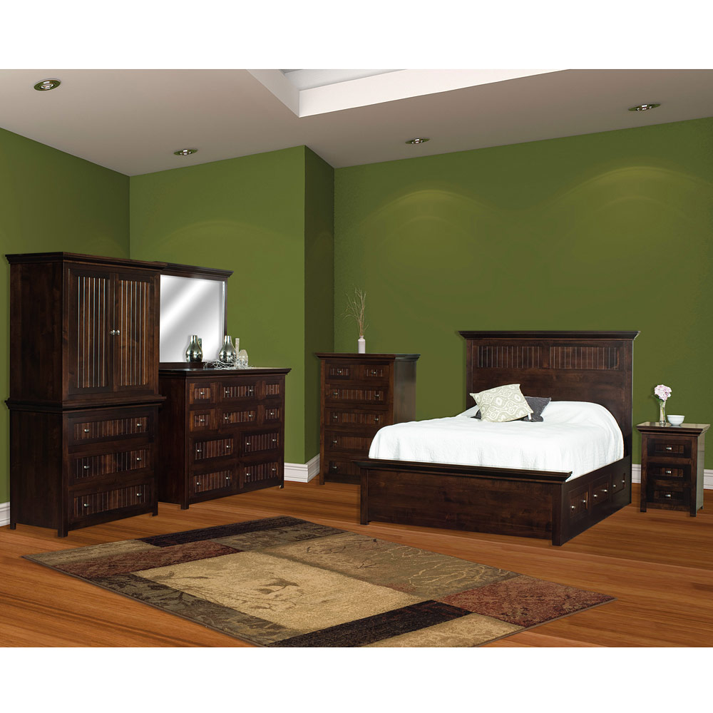 burlington amish bedroom furniture amish furniture cabinfield fine furniture. Black Bedroom Furniture Sets. Home Design Ideas