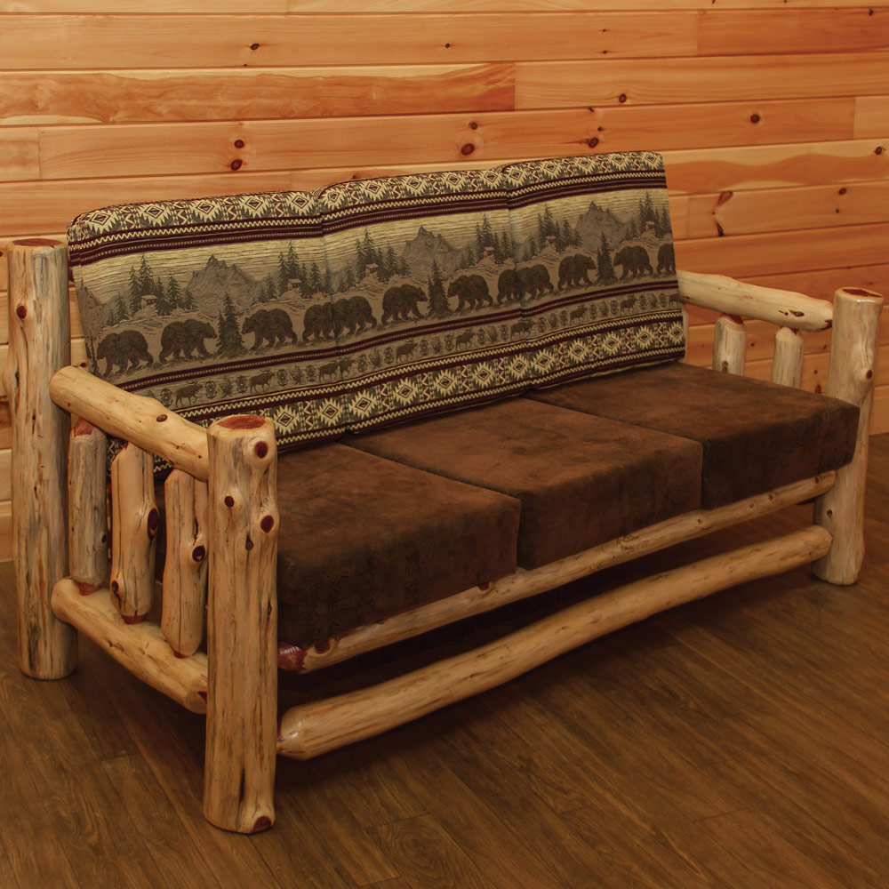 Red Cedar Amish Sofa
