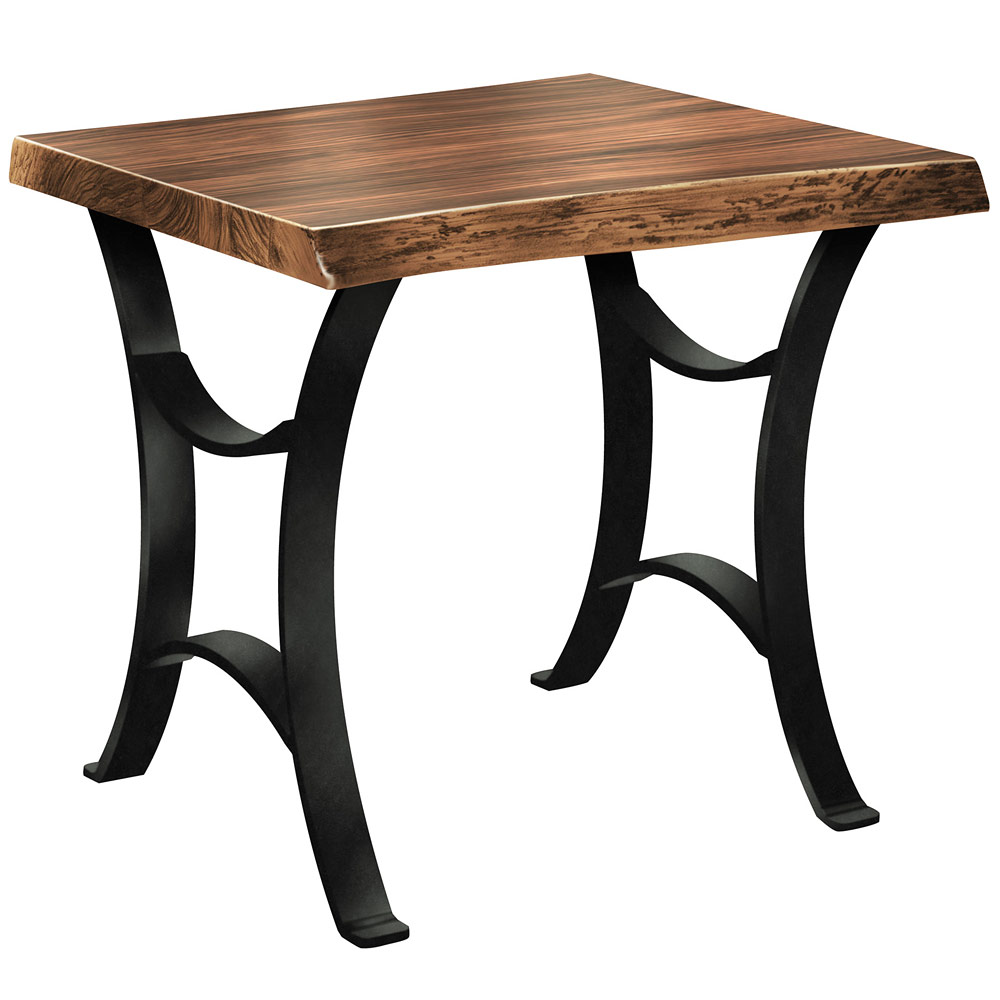 Solana Amish End Table