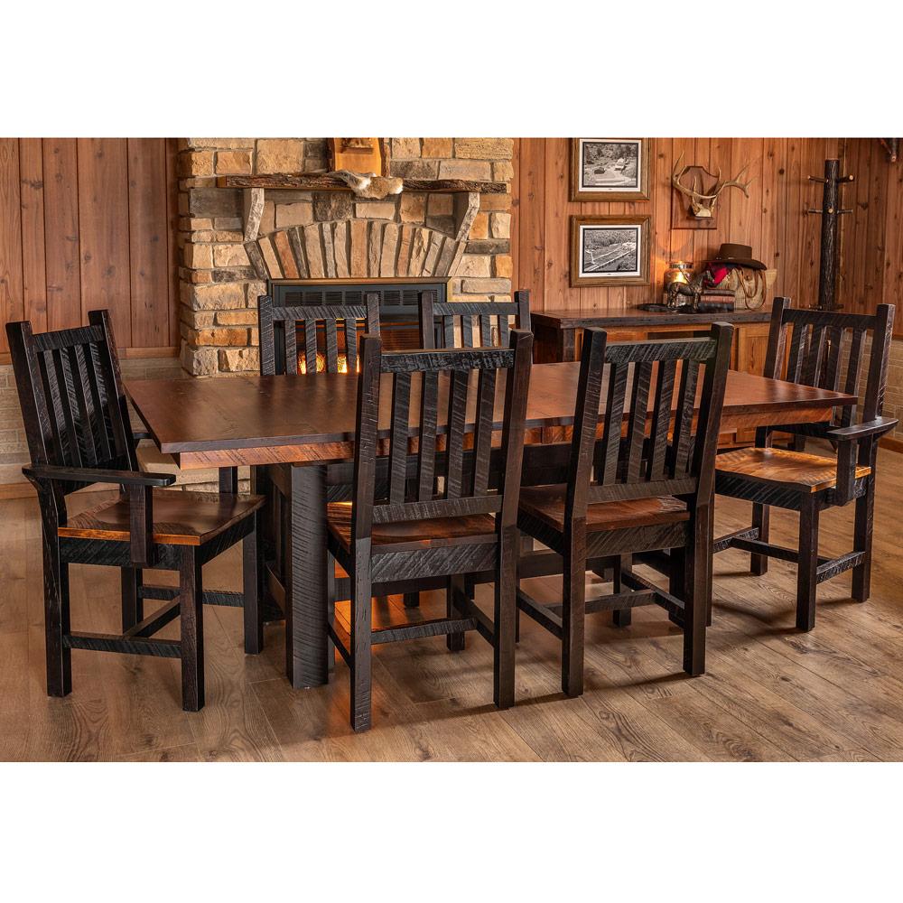 Maplewood Quick Ship Amish Dining Room Set