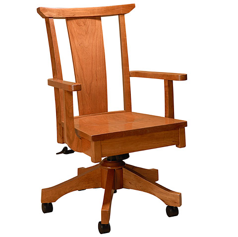 Contemporary Grand River Office Chairs Handcrafted