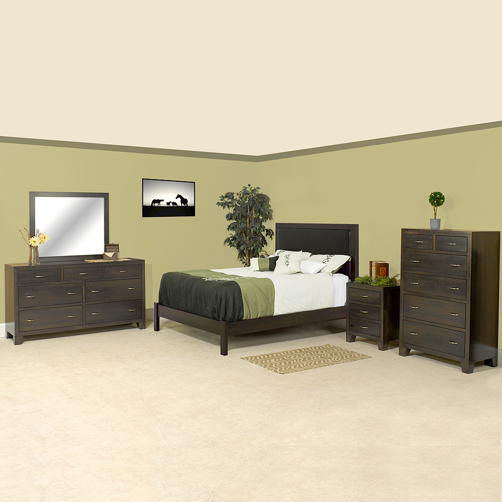Bedroom Furniture Set Solid Wood Handcrafted Modern Bedroom Set Urban Village