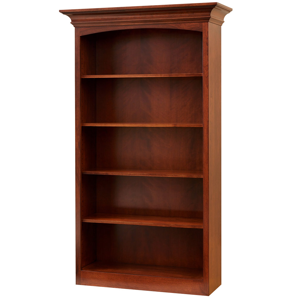 Hampton Amish Bookcase Amish Office Furniture