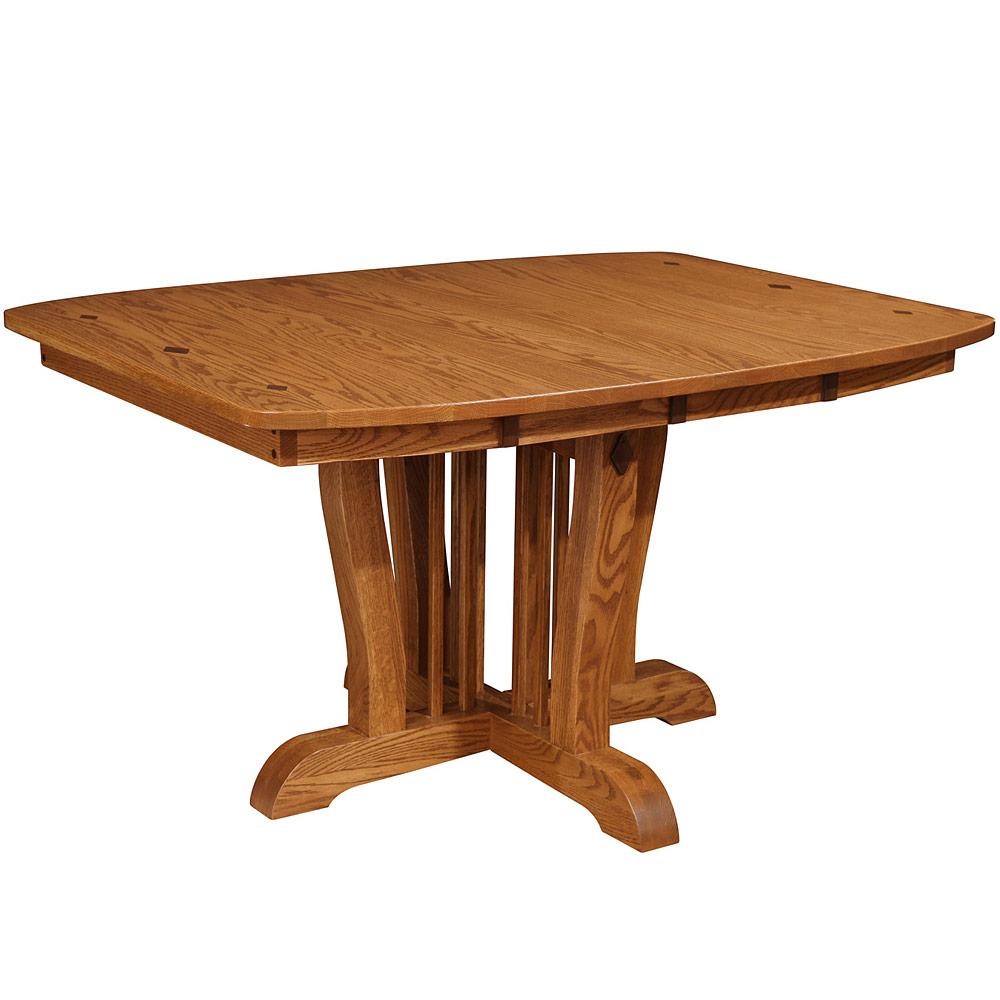 Orleans Single Pedestal Table