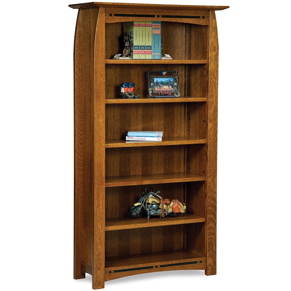 Wooden Bookcase 4 Shelf Bookcase 5 Shelf Bookcase