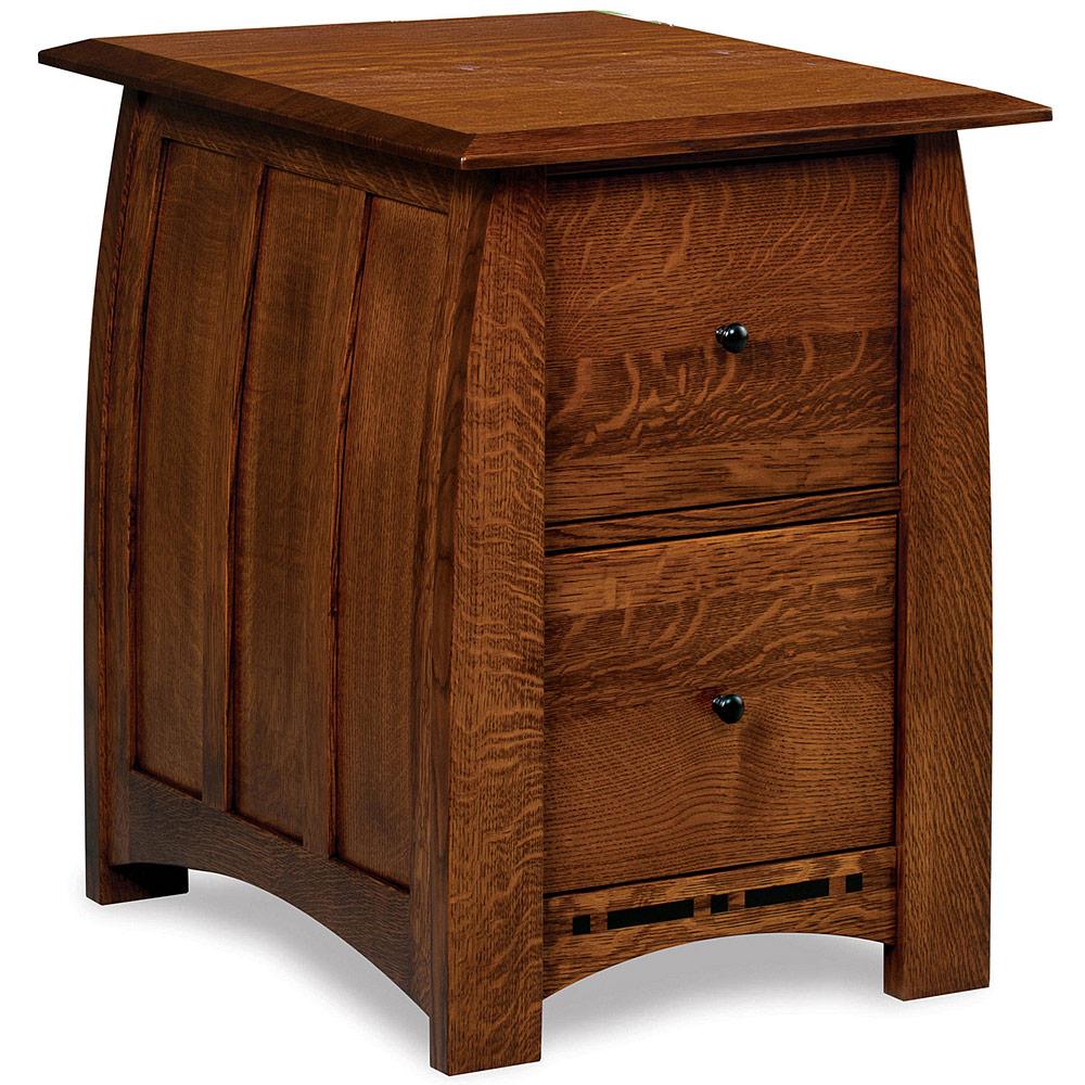 Wood Filing Cabinet File Cabinet With Lock Solid Wood Handmade Boulder Creek