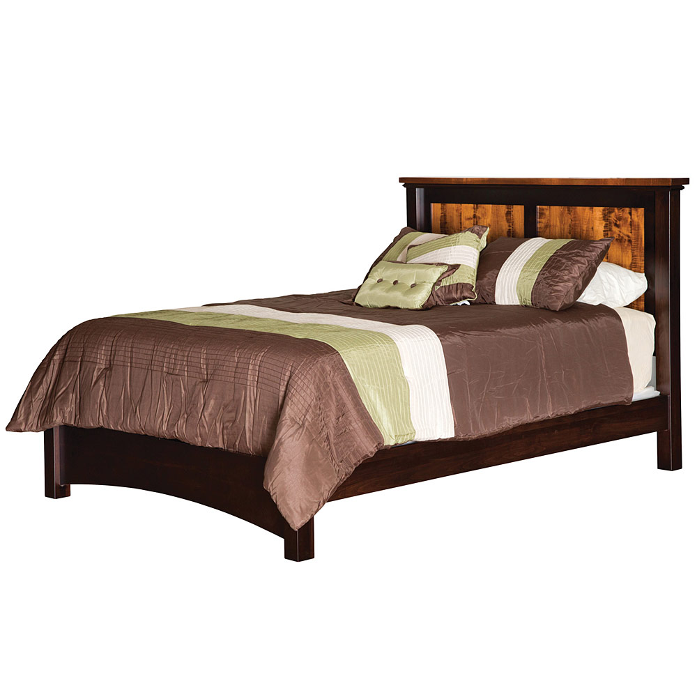 Modern Master Bedroom Set Handcrafted Solid Wood Contemporary Bedroom Furniture Brandywine