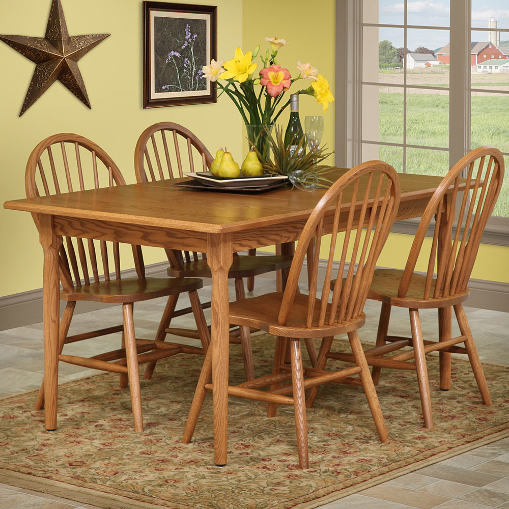 Amish Dining Room Chairs Home Design Ideas