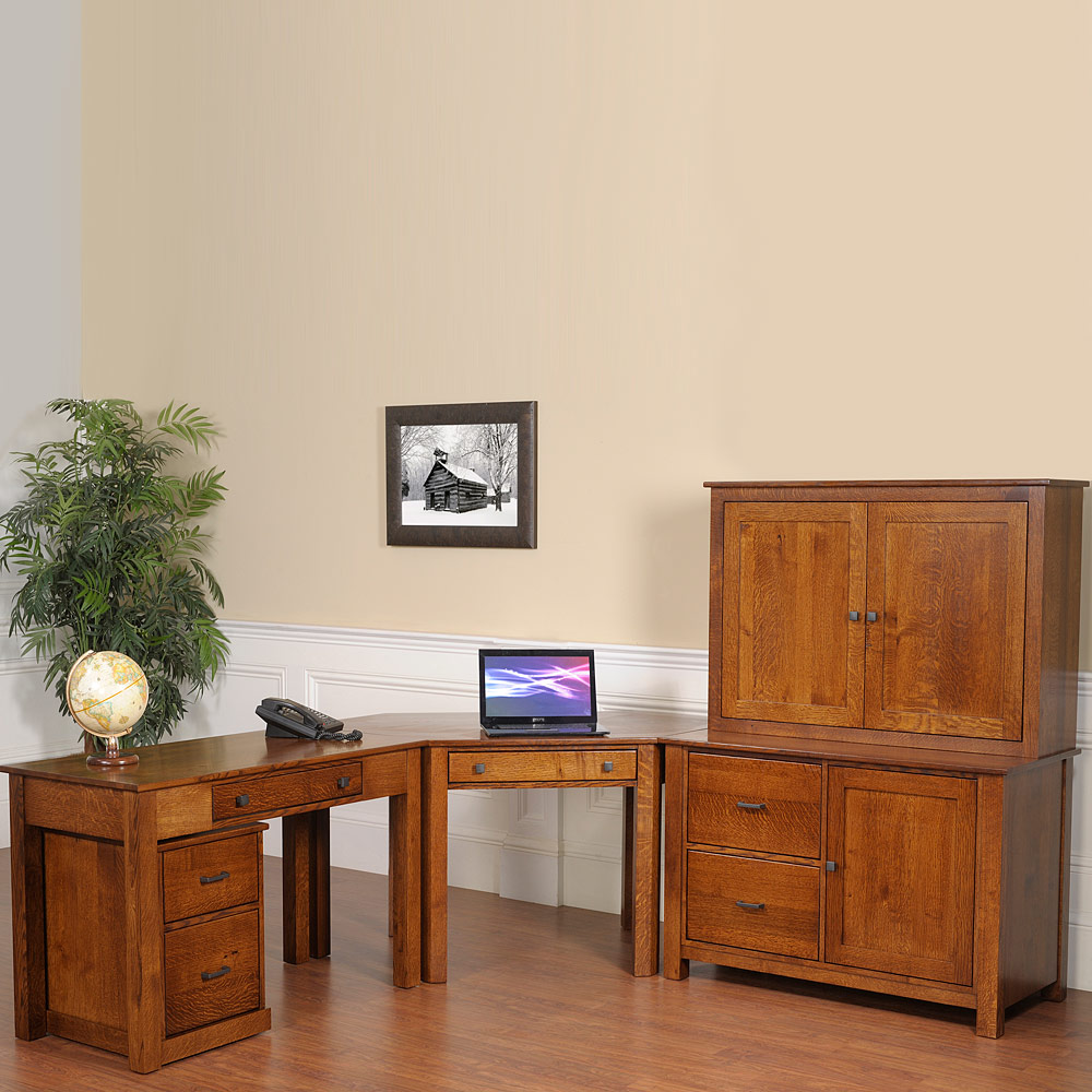 Modular Home Office Furniture Collections Modular Home Office Furniture Collections With White